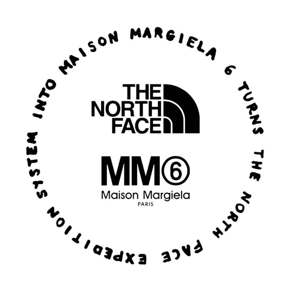 MM6 Maison Margiela X North Face